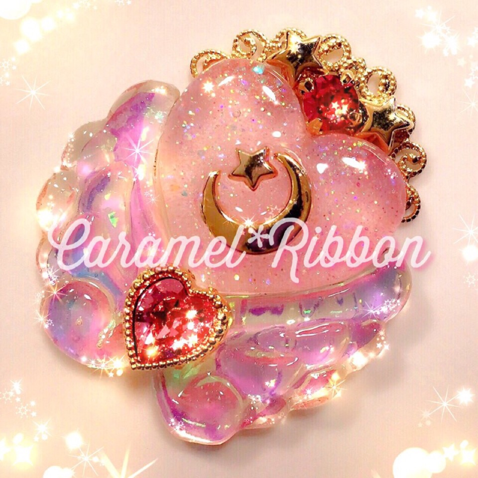 Caramel Ribbon