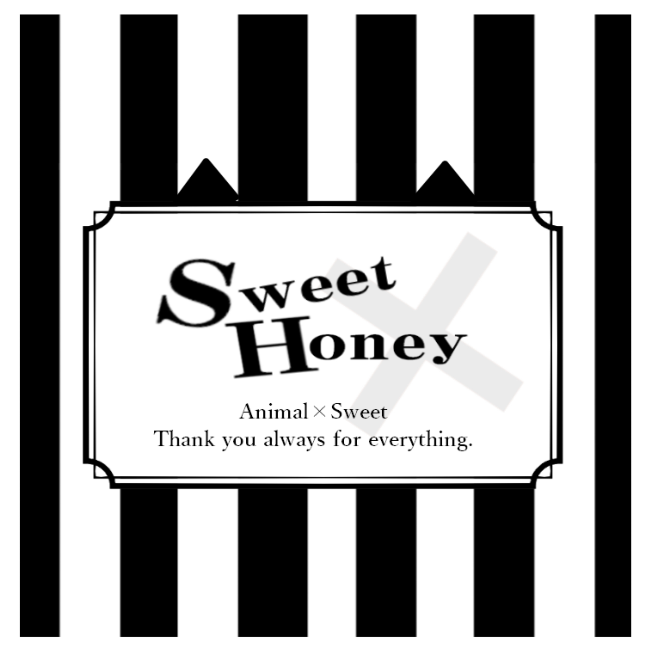 SWEET×HONEY
