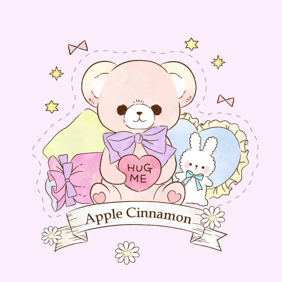 Apple Cinnamon - アップルシナモン
