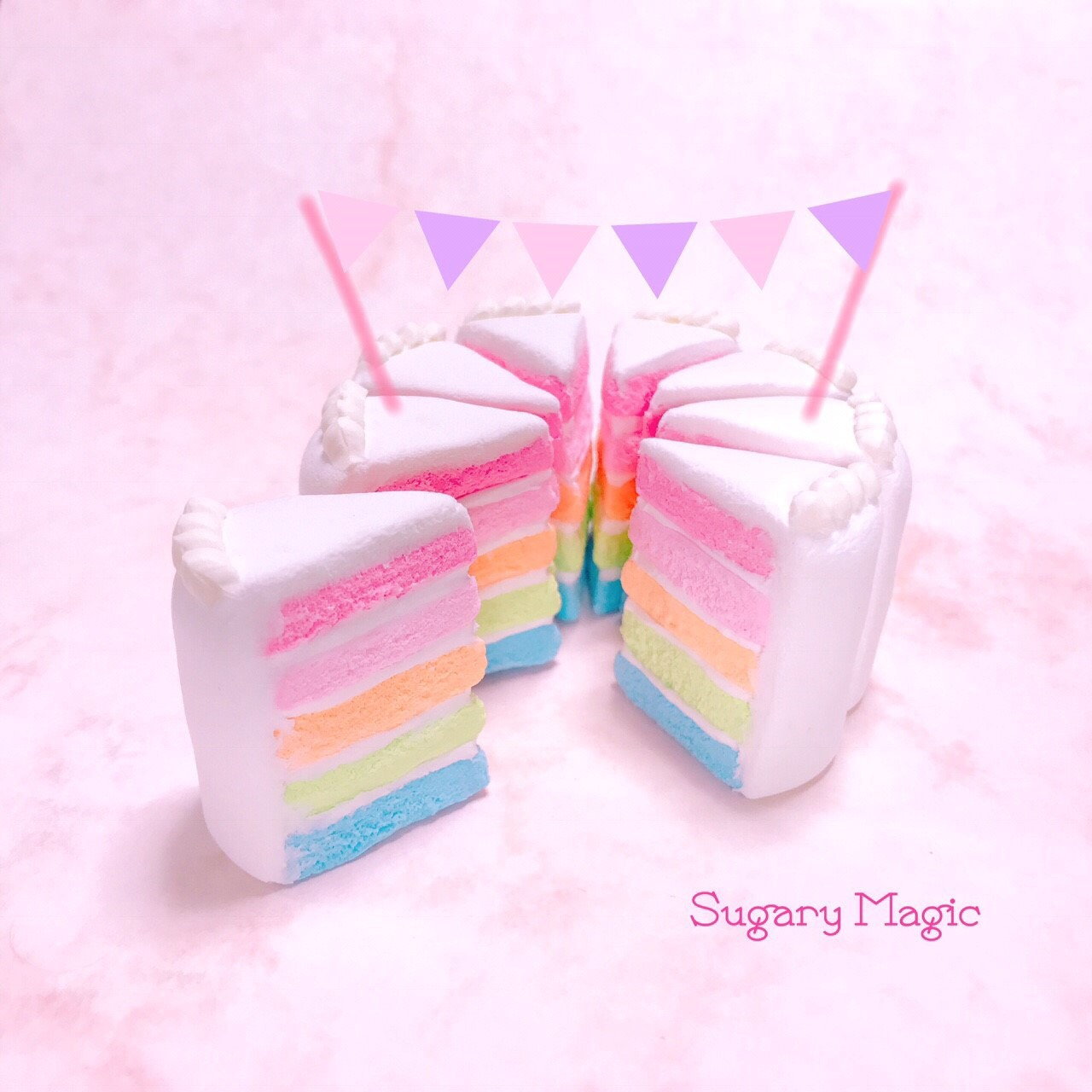 Sugary Magic