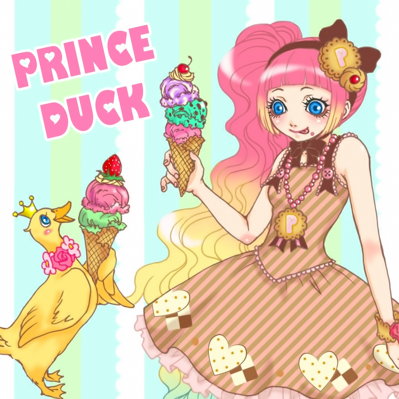 PRINCE DUCK